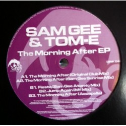Sam Gee & Tom-E ‎– The Morning After EP