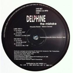 Delphine  – The Mistake (VERSIÓN DEL FAMOSO THE DREAM)