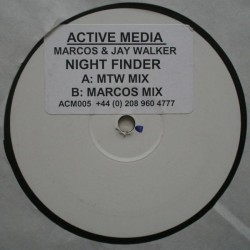 Marcos & Jay Walker  – Night Finder (MELODIÓN¡¡)