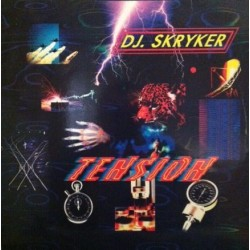 DJ Skryker ‎– Tension