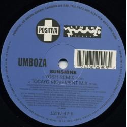 Umboza – Sunshine (MELODIA DEL 97¡)