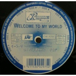 X-Session - Welcome To My World