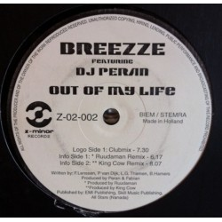 Breeezze - Out Of My Life (IMPORT¡¡ Melodion Coliseum¡¡)