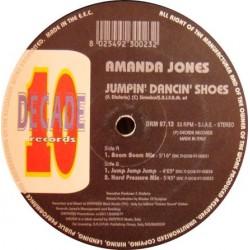Amanda Jones – Jumpin' Dancin Shoes (IMPORT)