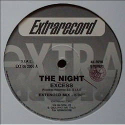 Excess ‎– The Night (IMPORT)
