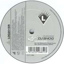 DJ Shog ‎– Jealousy (The Limited Remixes)