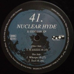 Nuclear Hyde ‎– X-Tention EP