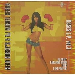 Head Horny's & DJ Miguel Serna – Bases EP Vol.3