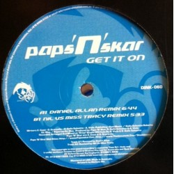 Paps N Skar – Get It On