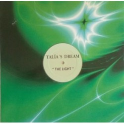 Talía's Dream ‎– The Light Vol. 2 (INCLUYE EL TEMAZO FEEL IT¡¡)