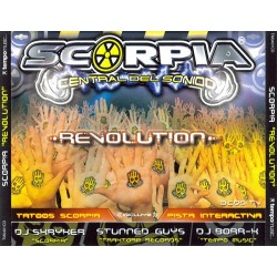 Scorpia Revolution (DOBLE CD)