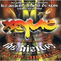 Xque The History (DOBLE CD)