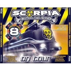 Scorpia On Tour (TRIPLE CD)