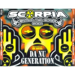 Scorpia - Da Nu Generation  (TRIPLE CD)