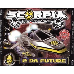 Scorpia 2 Da Future (DOBLE CD)