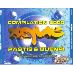 Xque Compilation 2000 (TRIPLE CD)