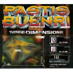 Pastis & Buenri 2002 - Three Dimensional