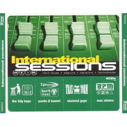 International Sessions (4 CD'S)