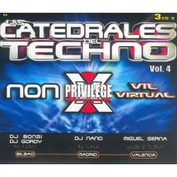Las Catedrales Del Techno Vol. 4