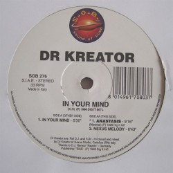 Dr Kreator  - In Your Mind