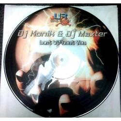 DJ Konik & DJ Maxter* – Lost Without You