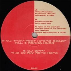 DJ Trixy  – All I Wanna Know / DJ Zippy  -  This Is Why We're Here