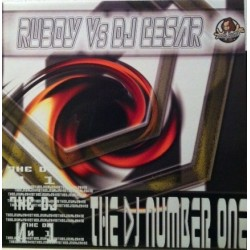 DJ Ruboy vs. DJ Cesar ‎– The DJ Number One