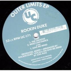Dave Rockin Duke – Outer Limits EP