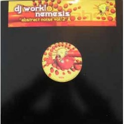 DJ Work & Nemesis ‎– Abstract Noise Vol. 2 (IMPORT)