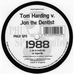 Tom Harding vs. Jon The Dentist – 1988 (MELODIA DEL 99(