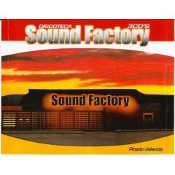 Discoteca Sound Factory   Vol. 1