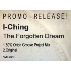 I-Ching ‎– The Forgotten Dream (BUSCADISIMO¡¡)