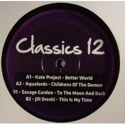Classics 12  (INCLUYE KATE PROJECT & RED GARDEN)