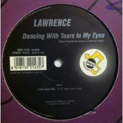 Lawrence - Dancing With Tears In My Eyes (IMPORT)