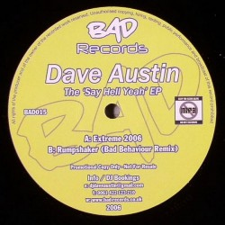 Dave Austin ‎– The Say Hell Yeah EP