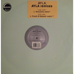 Ayla ‎– Ayla (Remixes)