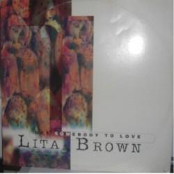 Lita Brown - Get Somebody To Love(DISCO NUEVO CON PORTADA¡¡  ITALO 100%¡¡)