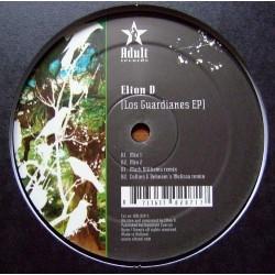 Elton D – Los Guardianes EP