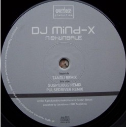 DJ Mind-X ‎– Nightingale