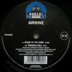 Airwave ‎– Alone In The Dark