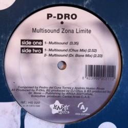P-Dro - Multisound Zona Limite