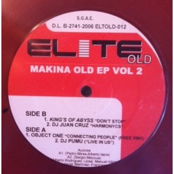Makina Old EP Vol. 2