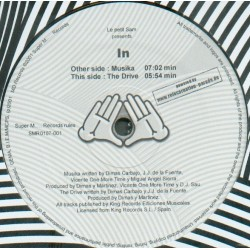 In ‎– Musika / The Drive (IMPORT)