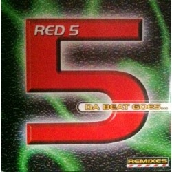 Red 5 ‎– Da Beat Goes... (Remixes)
