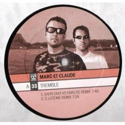 Marc Et Claude – Tremble (IMPORT,DISCO DOBLE)