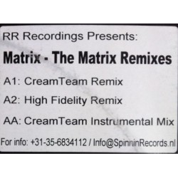 The Matrix ‎– The Matrix (Remixes)