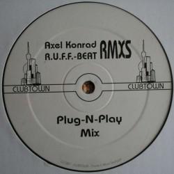 Axel Konrad – RUFF  Beat Rmxs