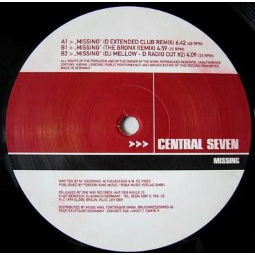 Central Seven – Missing