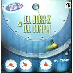 DJ Borr-X & DJ Cumpli – In Time