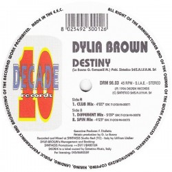 Dylia Brown – Destiny (CANTADOTE¡)